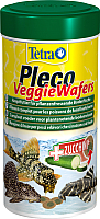 Корм для рыб Tetra Pleco Veggie Wafers / 710671/230990 (250мл) -