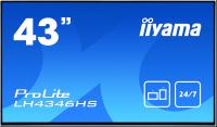 Информационная панель Iiyama ProLite LH4346HS-B1 -