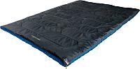 Спальный мешок High Peak Ceduna Duo / 20063 (антрацит/синий) -
