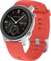Умные часы Amazfit GTR / A1910 (кораллово-красный) -