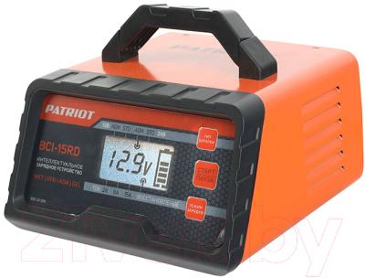 Зарядное устройство для аккумулятора PATRIOT BCI-15RD