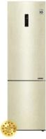 Холодильник с морозильником LG DoorCоoling+ GA-B509CEQZ -