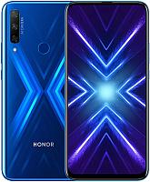 Смартфон Honor 9X 4GB/128GB / STK-LX1 (сапфировый синий) -