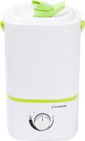 Ультразвуковой увлажнитель воздуха Endever Oasis-173 (белый/салатовый) -