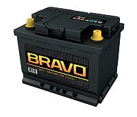 Автомобильный аккумулятор BRAVO 6СТ-74VL 1 Рус (74 А/ч, прямая) -