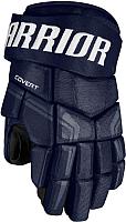 Перчатки хоккейные Warrior QRE4 / Q4G-NV11 (темно-синий) -