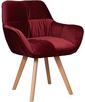 Кресло мягкое Седия Soft (красный) -