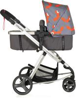 Детская универсальная коляска Cosatto Giggle Mix 2 в 1 / 4012 (Mister Fox) -