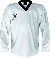 Майка хоккейная Warrior Logo / PJLOGO-WH-L (белый) -
