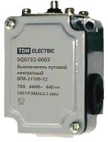 Выключатель путевой TDM SQ0732-0003 -