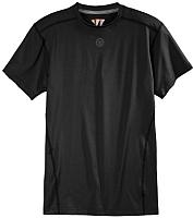 Компрессионная футболка Warrior Tee Comp Top Ss / WPTM204 BK (XXL) -