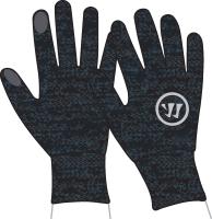Перчатки лыжные Warrior Knitted Gloves / MG738125-BK (XL/XXL, черный) -