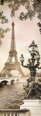 Фотообои листовые Твоя планета Люкс Парижский этюд