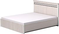 Полуторная кровать Глазов Бриз 33.2 с ПМ 140x200 (бодега светлый) -