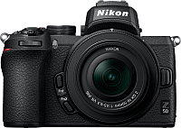 Беззеркальный фотоаппарат Nikon Z50 + Nikkor Z DX 16-50mm VR -
