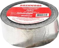 Скотч малярный Rockwool Алюминиевая (100ммx40м) -