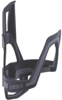 Держатель для фляги велосипедный BBB DualCage / BBC-39 (темно-серый/черный) -