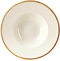 Тарелка столовая глубокая Churchill Stonecast / SWHSVWBM1 -