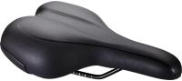 Сиденье велосипеда BBB Meander Active 170 Special PU Boron Rails / BSD-91 (черный) -