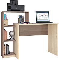Письменный стол Тэкс Квартет-2 (ясень шимо/дуб сонома) -