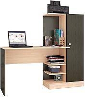 Письменный стол Тэкс Квартет-6 (венге/дуб молочный) -