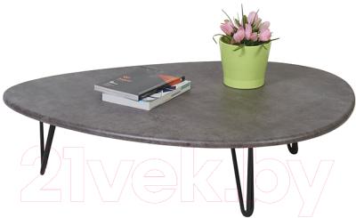 Журнальный столик Калифорния мебель Дадли