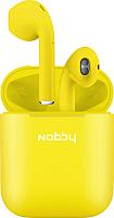 Беспроводные наушники Nobby Practic T-101 / NBP-BH-42-45 (желтый) -