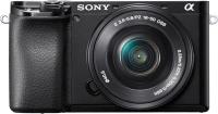 Беззеркальный фотоаппарат Sony Alpha a6100 / ILCE6100LB -