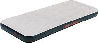 Надувной матрас High Peak Air bed Single / 40032 (светло-серый/темно-серый) -