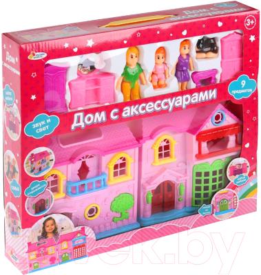 Кукольный домик Играем вместе B1581342-R