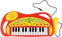 Музыкальная игрушка Умка Пианино с микрофоном / B1454100-R -