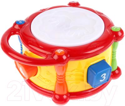 Развивающая игрушка Умка Барабан-сортер / B964322-R