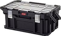 Ящик для инструментов Keter Connect Canti Tool Box Euro Pro / 238275 (черный) -