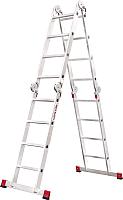 Лестница-трансформер Новая Высота NV 3320 / 3320404 -