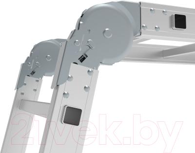 Лестница-трансформер Новая Высота NV 3320 / 3320406