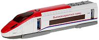 Элемент железной дороги Технопарк Скоростной поезд / SB-18-32WB-B -