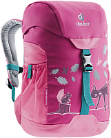 Детский рюкзак Deuter Schmusebar / 3612020-5546 (Magenta/Hotpink) -