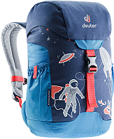 Детский рюкзак Deuter Schmusebar / 3612020-3303 (Midnight/Coolblue) -