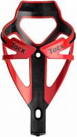 Держатель для фляги велосипедный Tacx Deva / T6154.06/B (красный) -