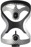 Держатель для фляги велосипедный Tacx Tao Carbon / T6707 (серебристый) -