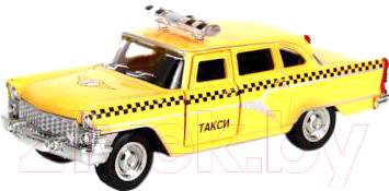 Автомобиль игрушечный Технопарк Газ Чайка Такси / X600-H09084-R