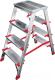 Лестница-стремянка Новая Высота NV 5120 / 5120204 -
