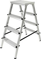 Лестница-стремянка Новая Высота NV 2120 / 2120204 -