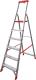 Лестница-стремянка Новая Высота NV 3150 / 3150106 -