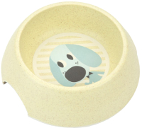 Миска для животных Beeztees Filo / 650768 (желтый) -