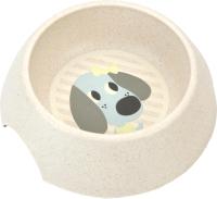 Миска для животных Beeztees Pipa / 650765 (розовый) -