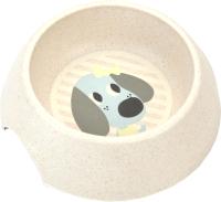 Миска для животных Beeztees Pipa / 650764 (розовый) -
