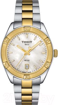 Часы наручные женские Tissot T101.910.22.111.00