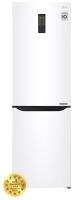 Холодильник с морозильником LG GA-B379SQUL -