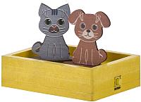 Аксессуар для кукольного домика Paremo Лежак для питомцев / PDA417-08 -